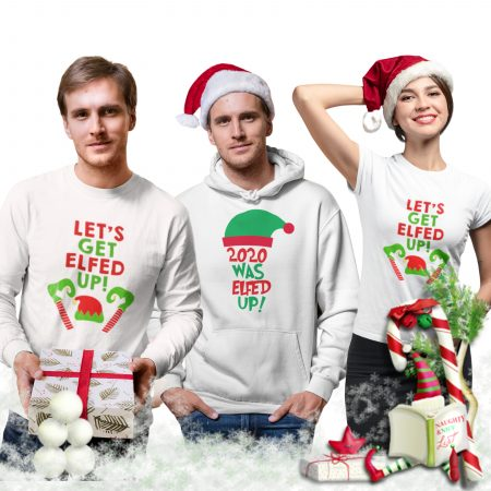 Christmas T shirts, hoodies & jumpers