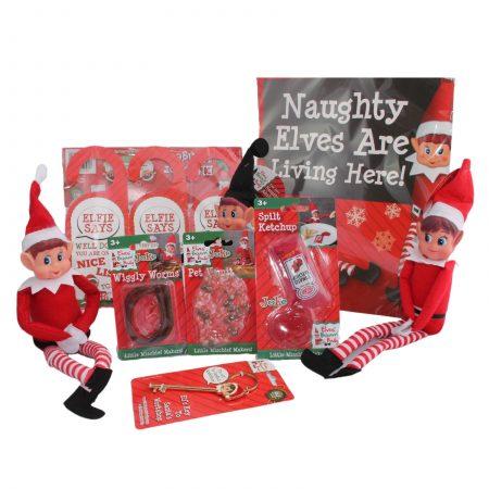 Naughty Elf