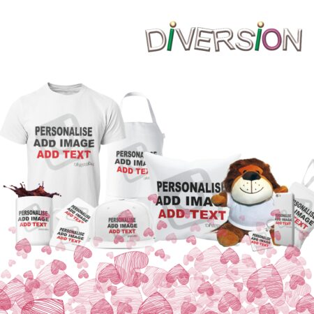 Personalise your valantines gift