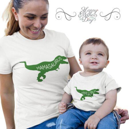 Mum and Kids T shirts sets